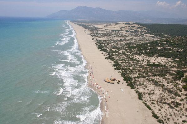 patara sahili