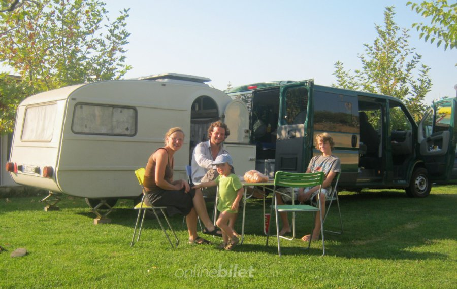 tepe camping