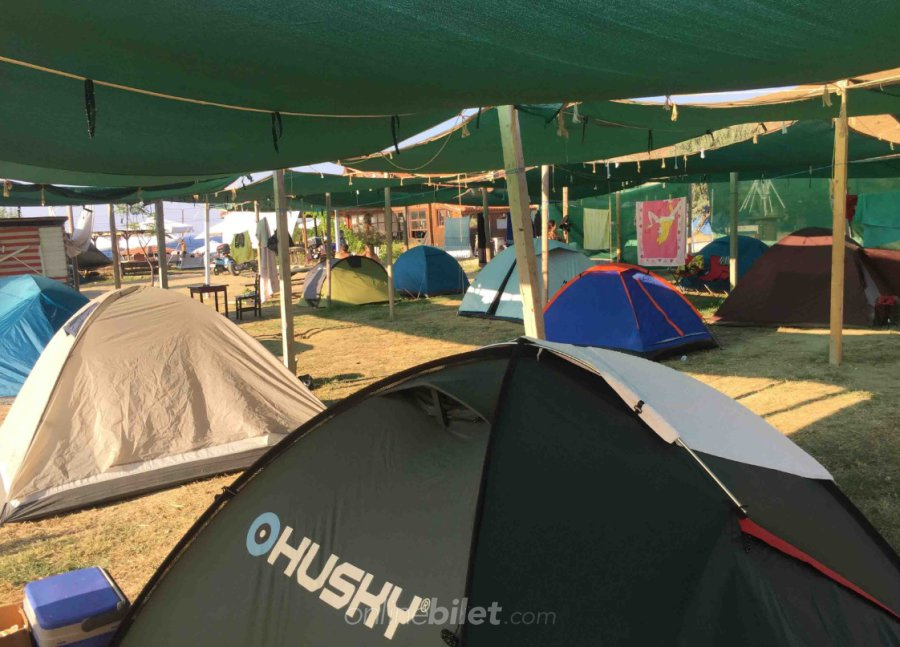 gökçeada yıldızkoy camping