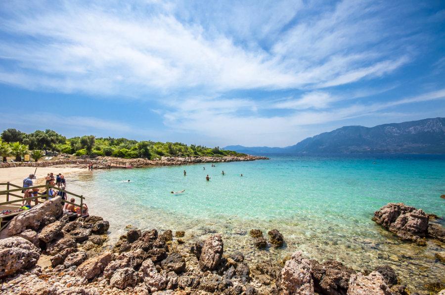 kleopatra sedir adası