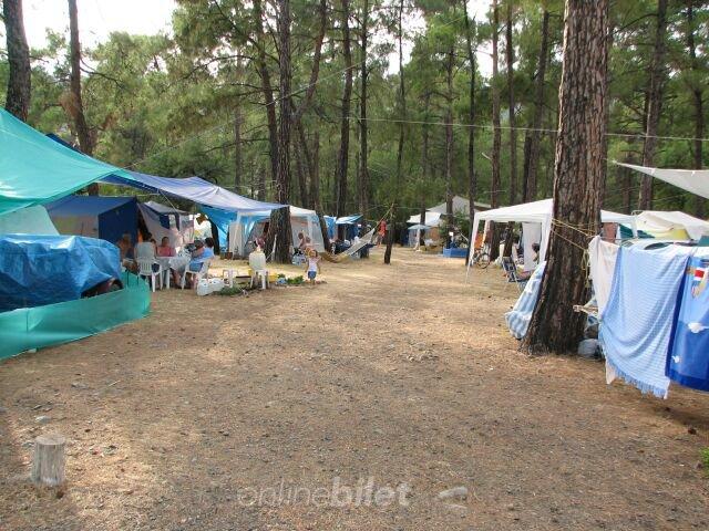 cubucak kampı