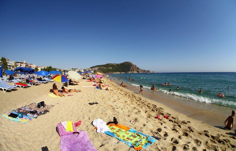 kleopatra plajı alanya