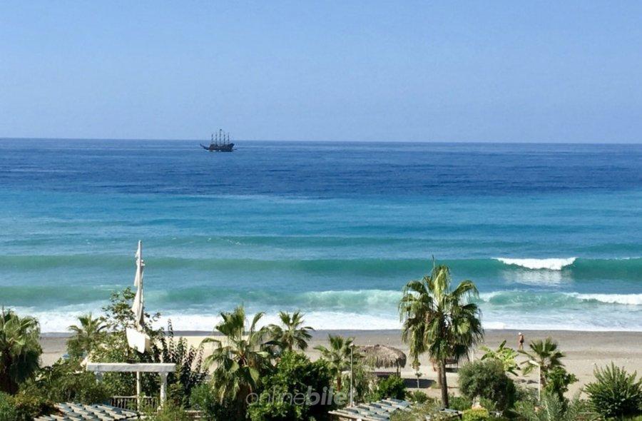 kestel plajı