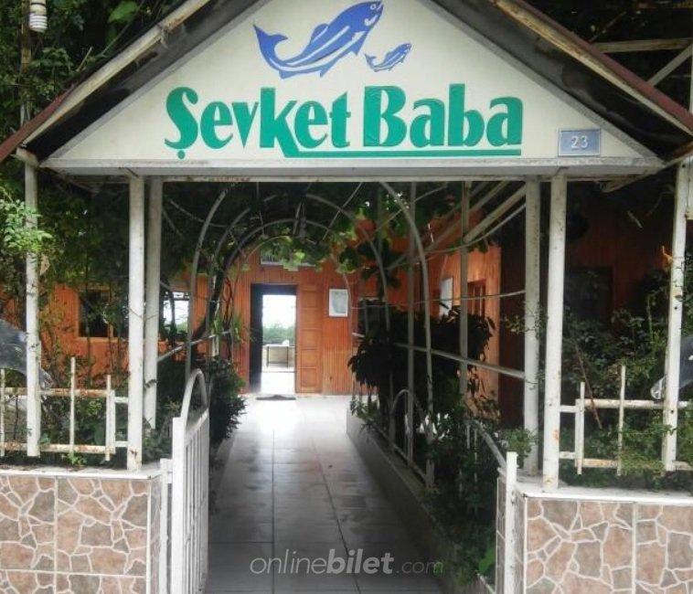 şevket baba balık restaurant