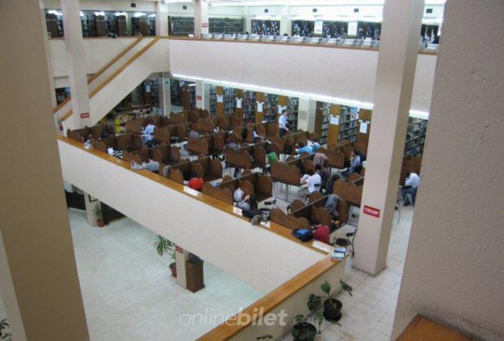 boğaziçi üniversitesi kütüphanesi