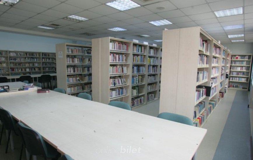 idris güllüce kütüphanesi tuzla