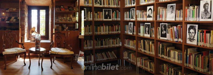 kadın eserleri kütüphanesi