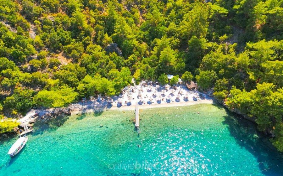hillside beach club fethiye