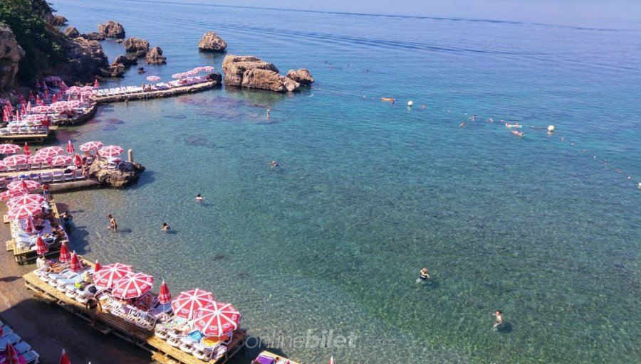 mermerli plajı
