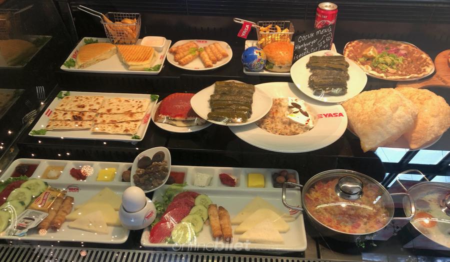yasa akçay kahvaltı