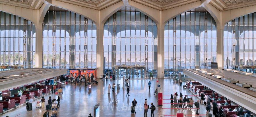 kral fahd havalimanı