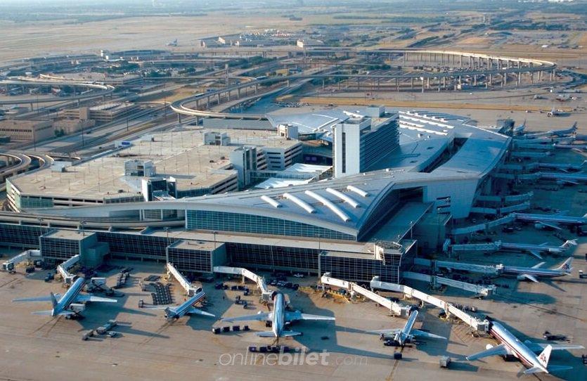 dallas havalimanı