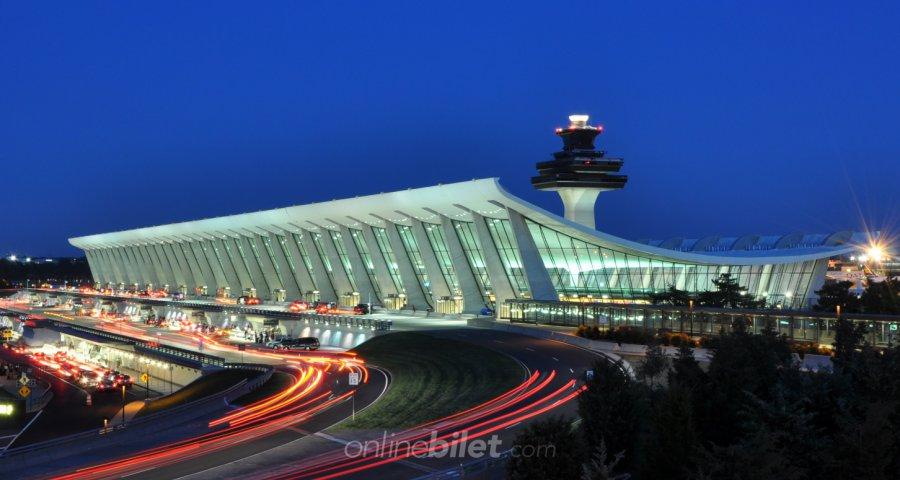 washington havalimanı