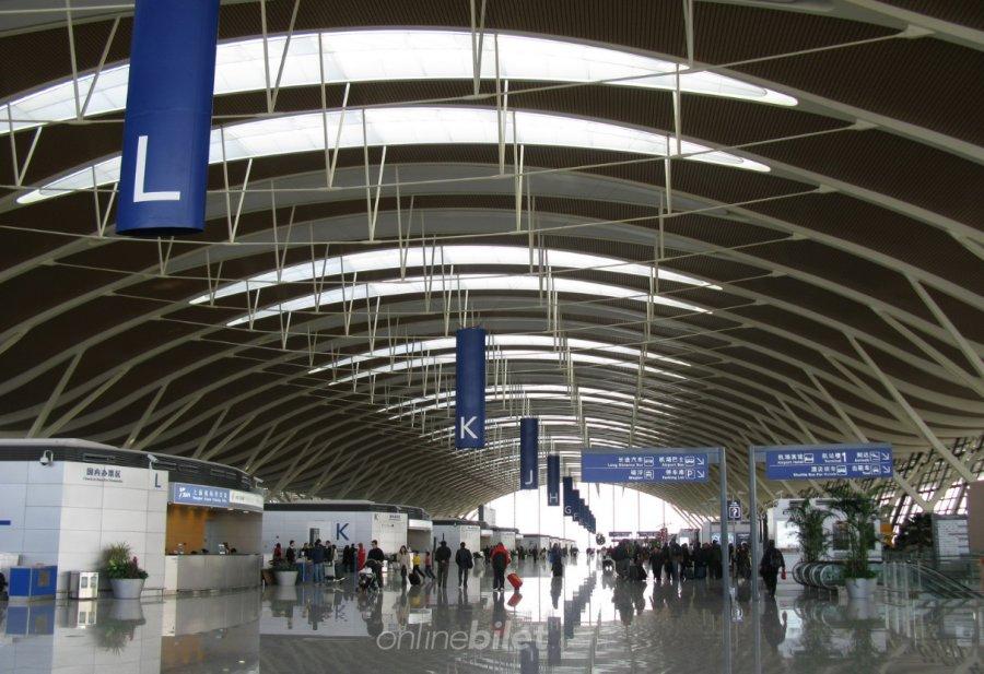şangay havalimanı