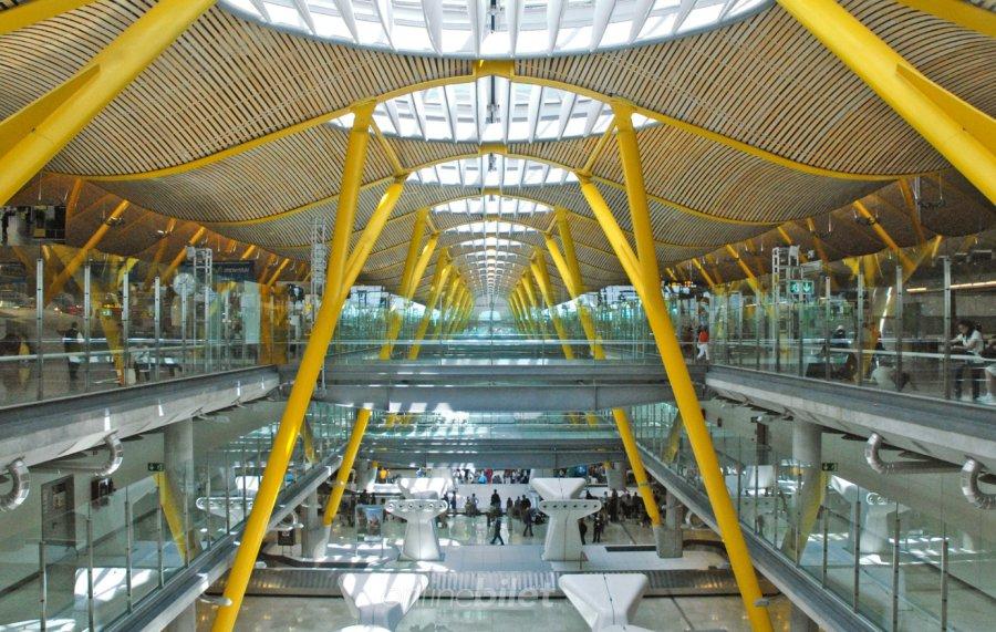 madrid havalimanı