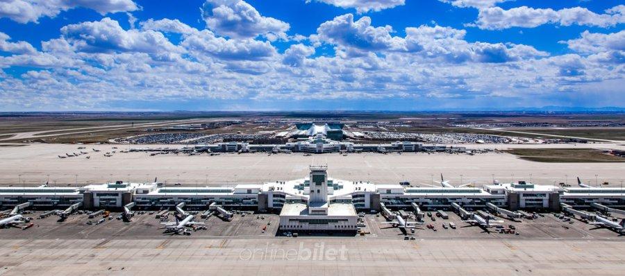 denver havalimanı