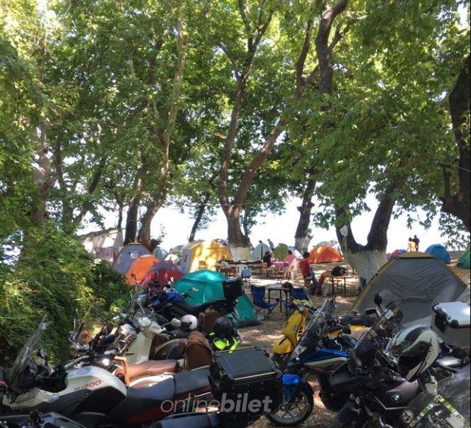 uçmakdere kamp alanı