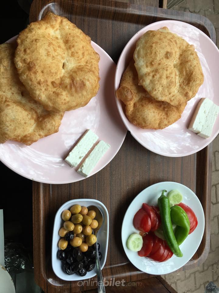 yörük türkmenevi kahvaltı