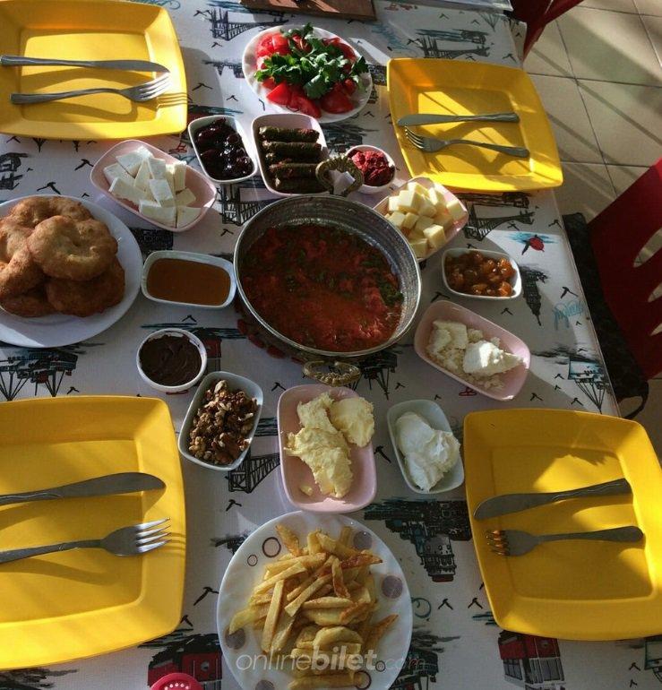 hasbahçe köy kahvaltısı ısparta