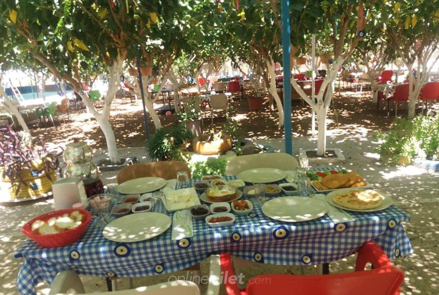 dutlubahçe köy kahvaltısı