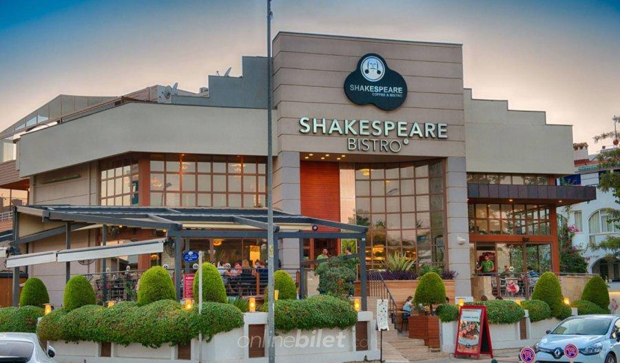 Shakespeare Coffee Antalya