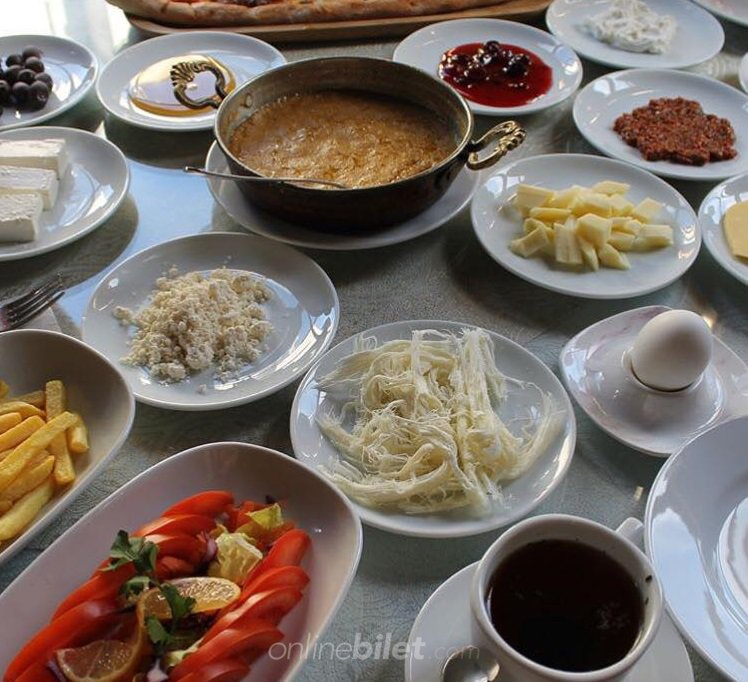 konak 1870 kahvaltı