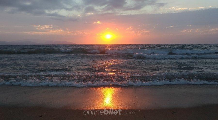 sevgi plajı kuşadası