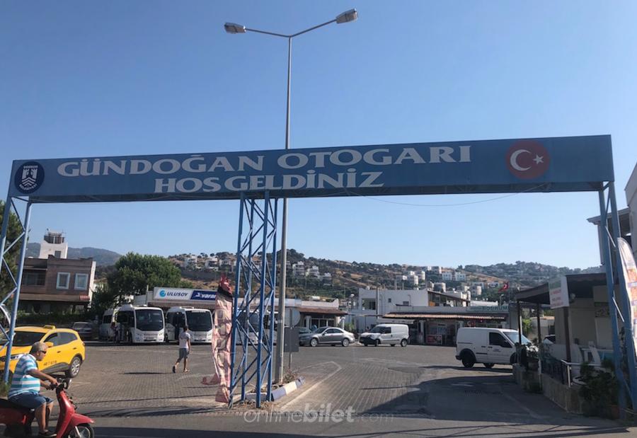 Gündoğan Otogarı