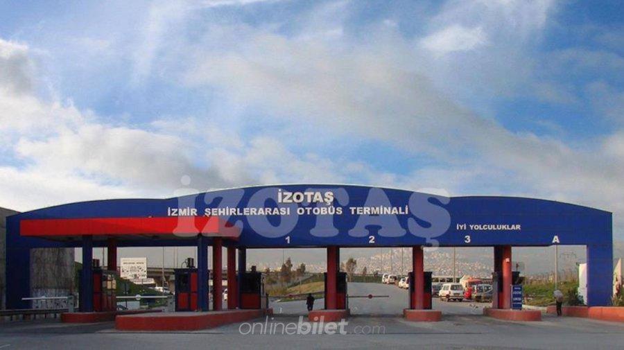 İzmir Otogarı - İZOTAŞ