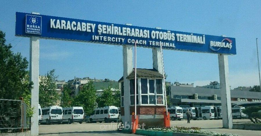 Karacabey Otogarı