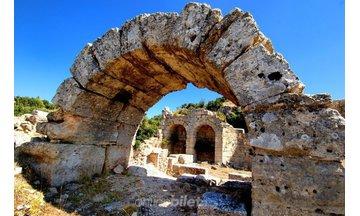 Kremna Antik Kenti