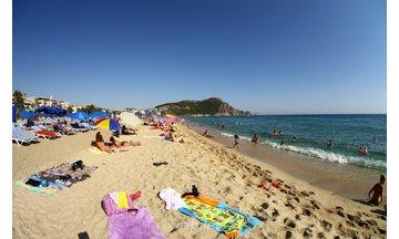 Alanya'nın En İyi 10 Plajı