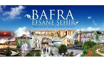 Bafra'da Gezilecek Yerler