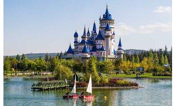Eskişehir'in Disneyland'ı: Sazova Parkı