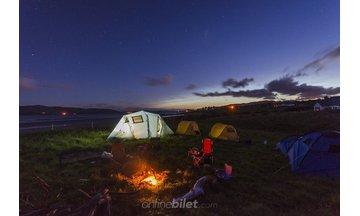Bodrum'un En Güzel 7 Kamp Yeri
