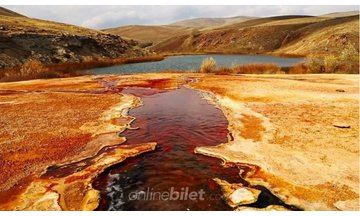 Otlukbeli Gölü: Dünya Çapında Eşsiz Bir Göl