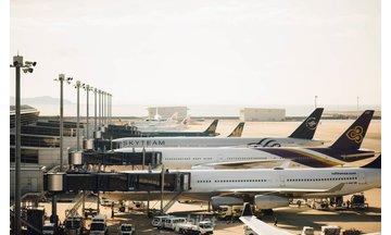Dünyanın En Büyük 10 Havalimanı (Yüzölçümü ve Yolcu Sayısına Göre)