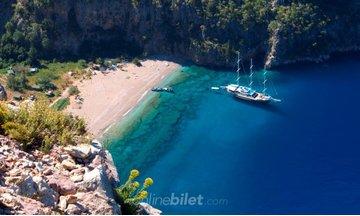 Fethiye'nin Koyları ve Plajları