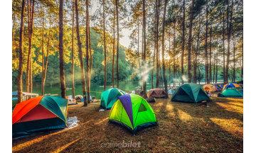 Ege Bölgesi Kamp Alanları