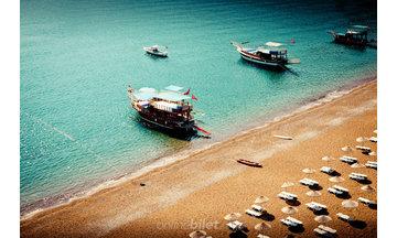 Kemer'de Denize Girilecek Yerler