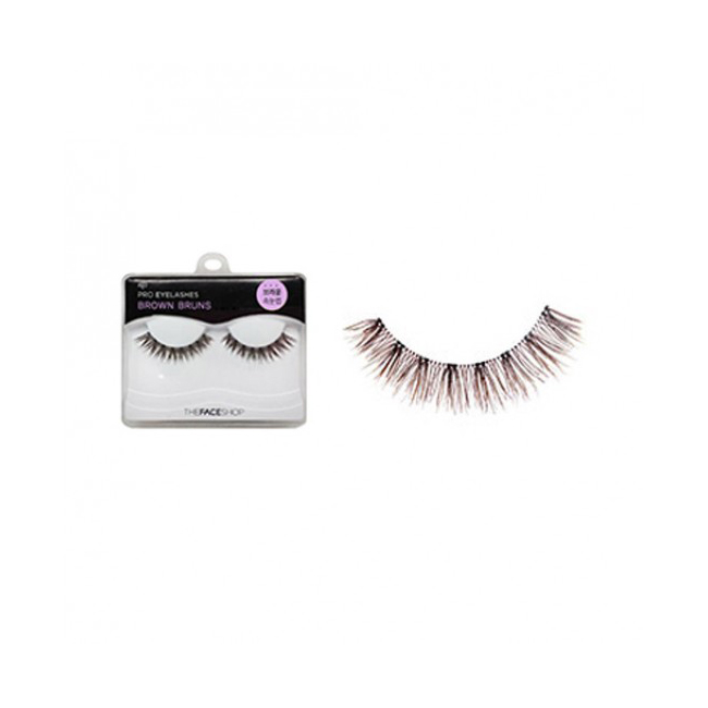The Face Shop- Daily Beauty Tools Pro Eyelash 11 Brown