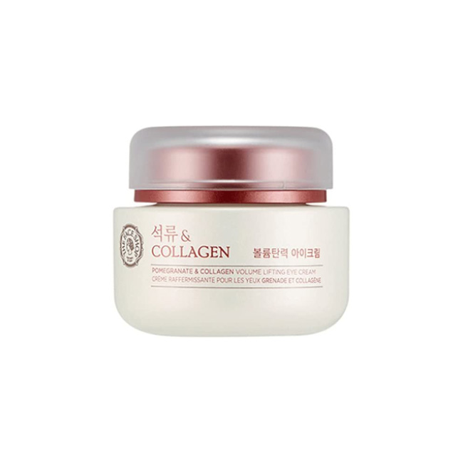 The Face Shop - Pomegranate and Collagen Volume Lifting Cream