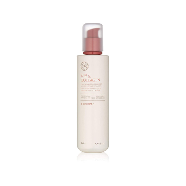The Face Shop - Pomegranate and Collagen Volume Lifting Emulsion