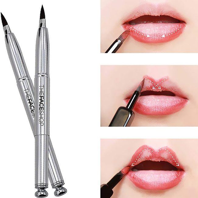 Fmgt. One Touch Lip Brush