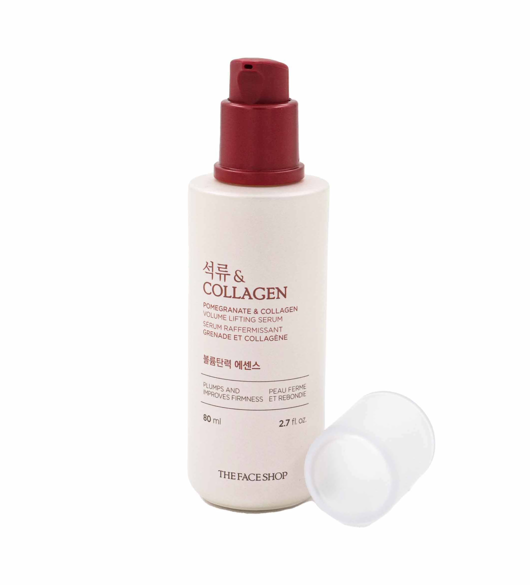The Face Shop - Pomegranate and Collagen Volume Lifting Serum
