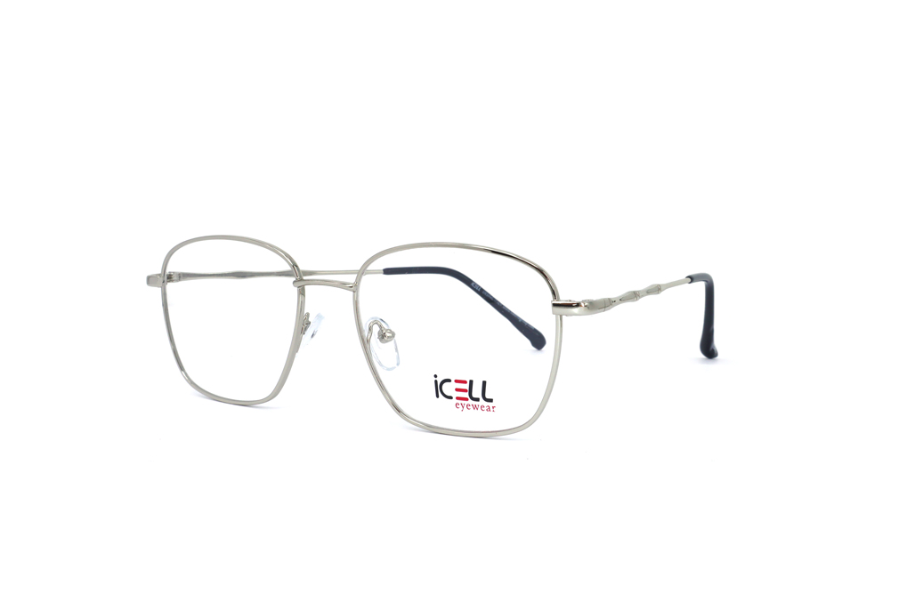 frames ( icell9743 silver ) with a distinctive look and stylish