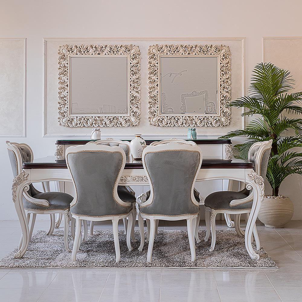 غرفة طعام تاليا GLF-40