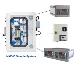 Moisture Analyzer for Corrosive Gases