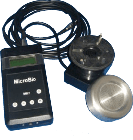 MicroBio MB2-RSH Isolator Microbial Air Sampler