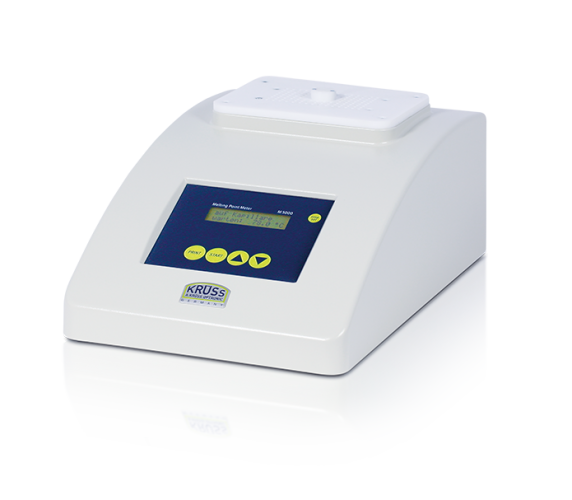 Melting point meter for automatic measurements M5000